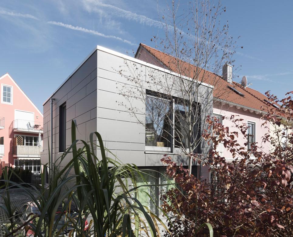 Mehrgenerationenhaus | Doppelhaushälfte Dachau