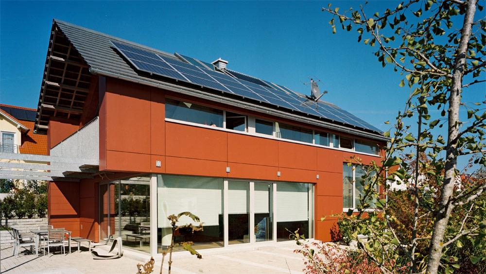 Plusenergiehaus | Odelzhausen