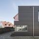 Mehrgenerationenhaus | Doppelhaushälfte Dachau | Seitenansicht